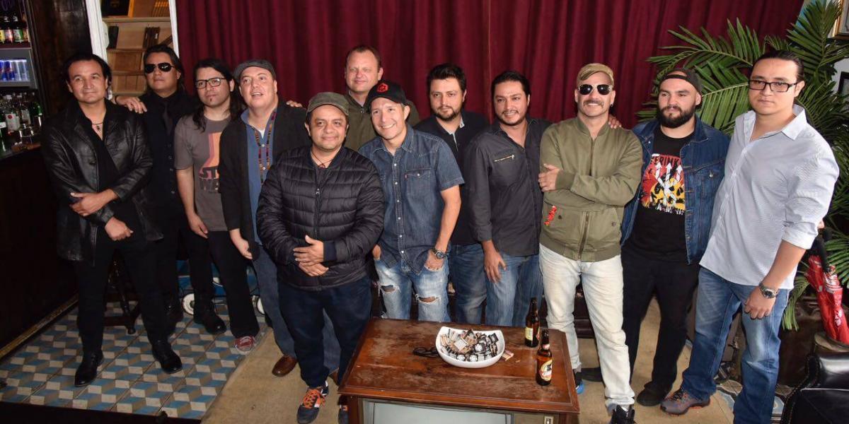 Los chavorrucos del rock guatemalteco están de regreso