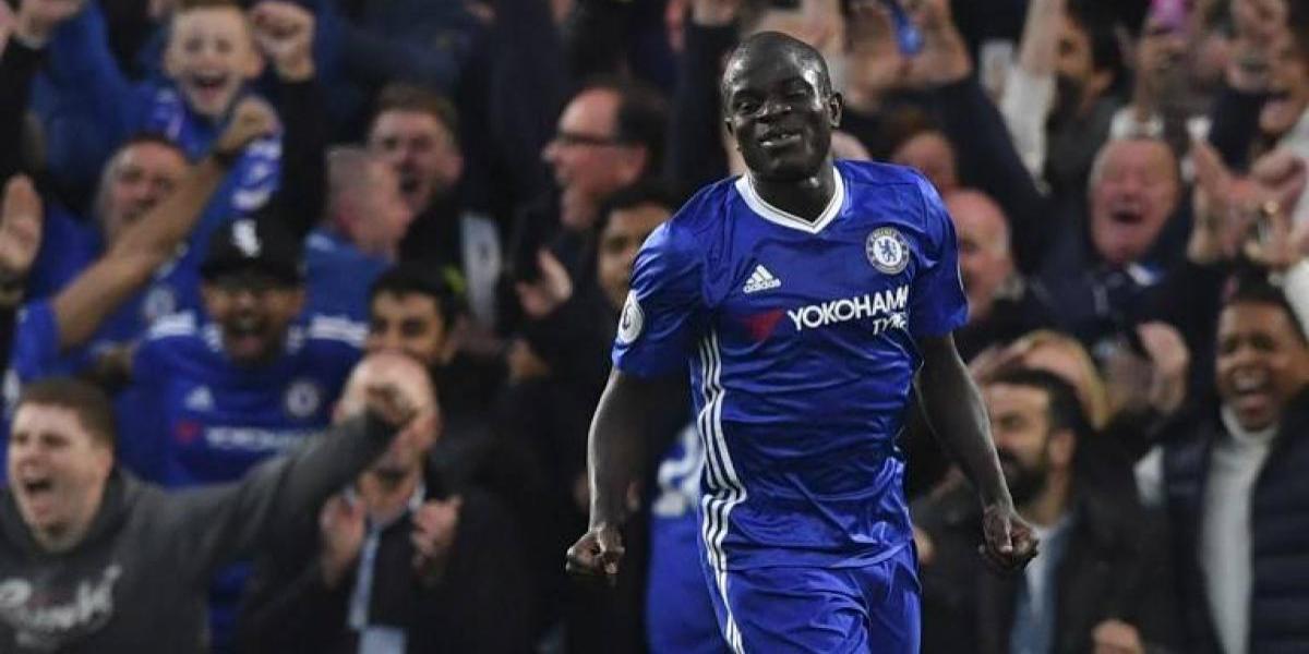 El histórico N'Golo Kanté: Primer futbolista en ser bicampeón de la Premier League