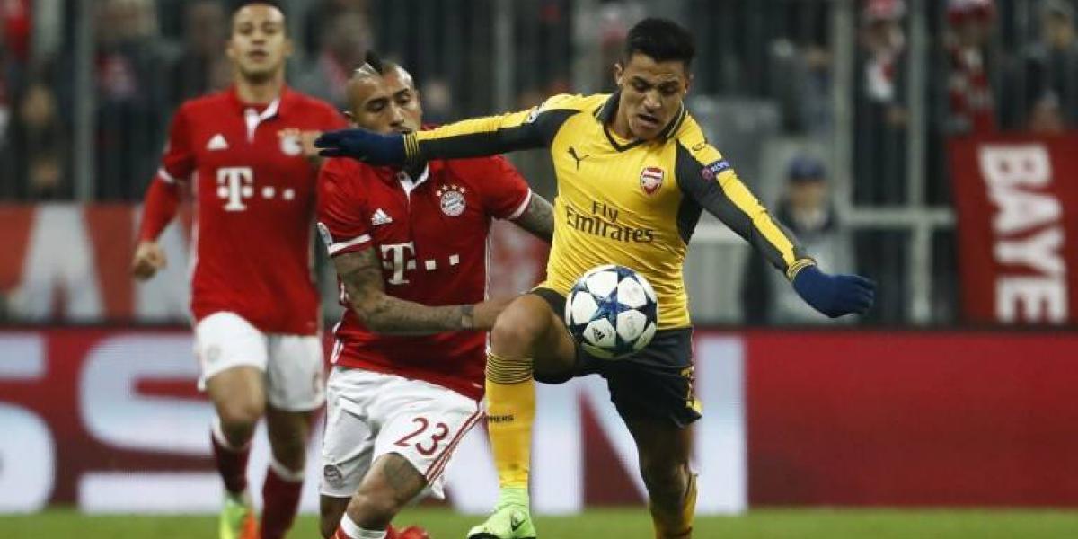"""En Inglaterra aseguran: """"Alexis elige al Bayern como destino por sobre Chelsea y el City"""""""
