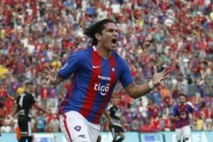 Cerro Porteño (Paraguay). Superó por 3-2 en el global a Caracas (Venezuela) en la primera ronda / AFP