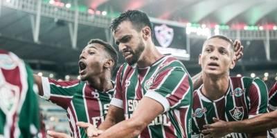 Fluminense (Brasil). Superó por 2-1 en el global a Liverpool (Uruguay) en primera ronda / AFP