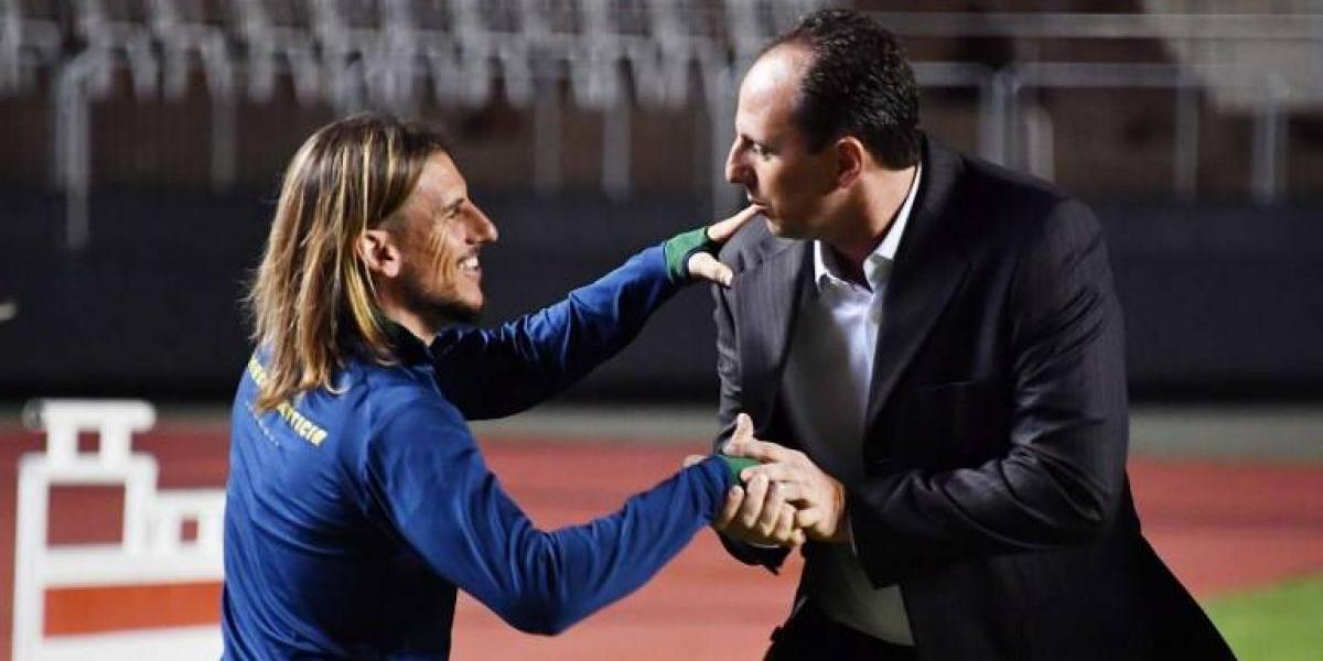 Sebastián Beccacece da el gran golpe en la Sudamericana al eliminar al poderoso Sao Paulo