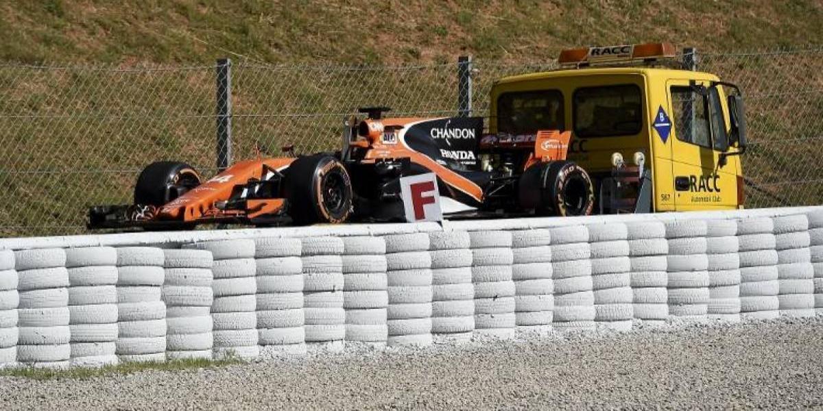 El calvario de Fernando Alonso en la F-1 suma otro capítulo negro