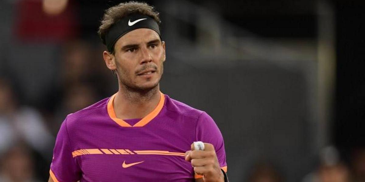 """Nadal jugará un nuevo """"clásico"""" ante Djokovic en Madrid"""