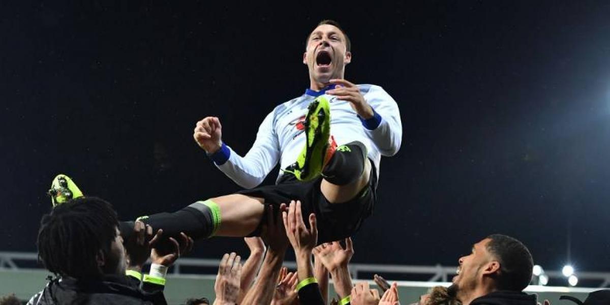 El emotivo festejo del campeón Chelsea dedicado a su gran capitán