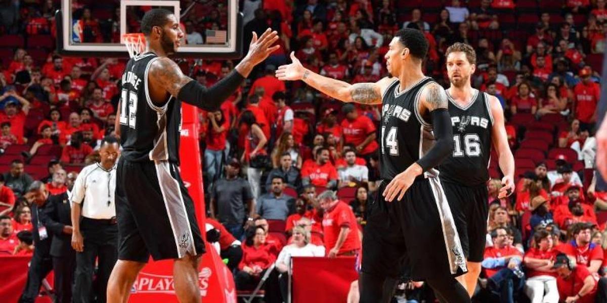 Los Spurs destrozan a los Rockets y se meten en la final del Oeste