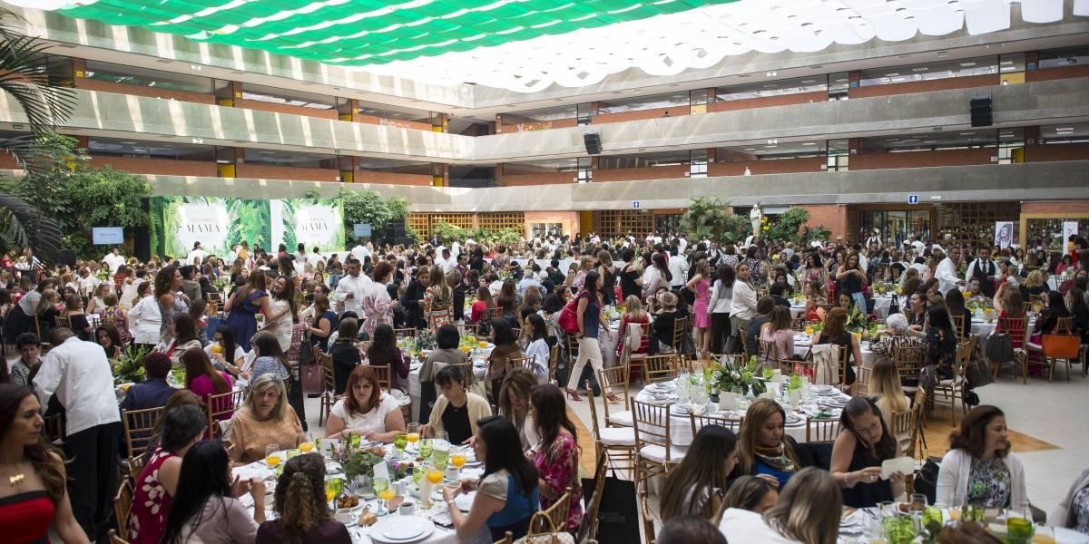 Celebran el 10 de mayo en el Colegio Miraflores