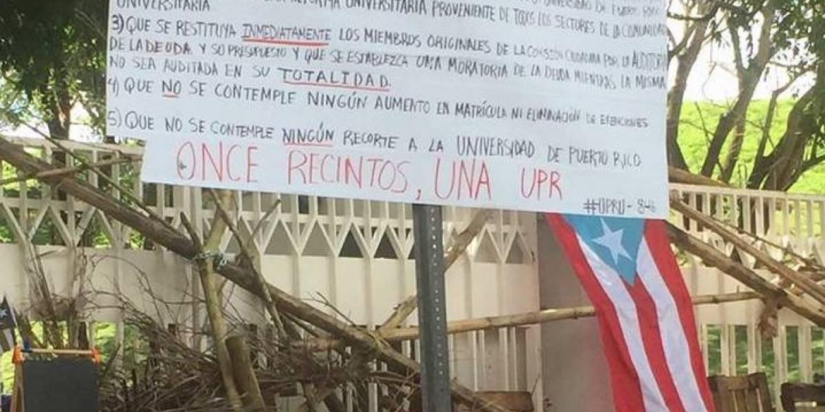 UPR Aguadilla regresaría el lunes a horario regular de clases