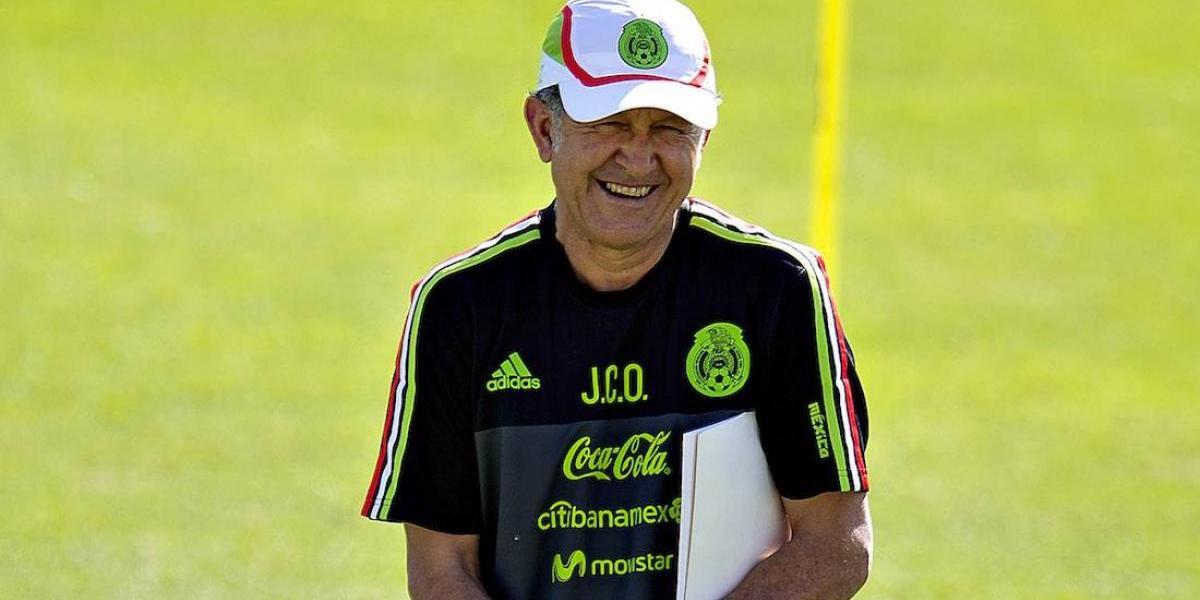Osorio convocará a 32 jugadores al Tri para amistosos