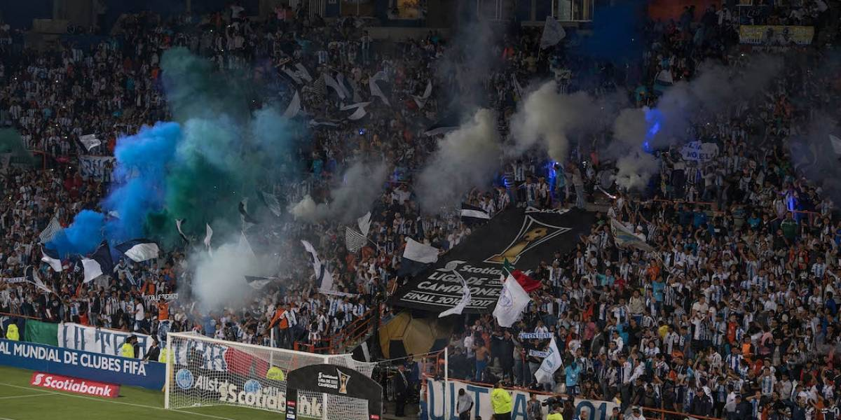 Concacaf impuso sanción económica a Pachuca por incidentes en la Final
