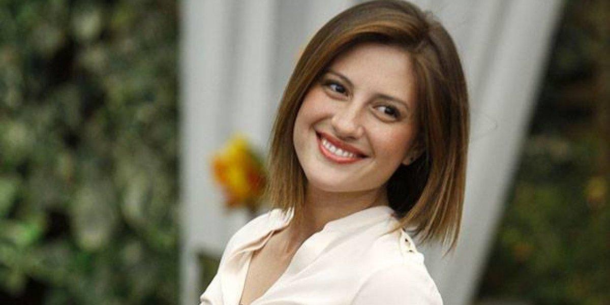 Karen Paola acepta disminución de sueldo y se quedará en TVN tras negociaciones