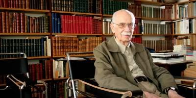 Crítico literário Antonio Candido morre aos 98 anos