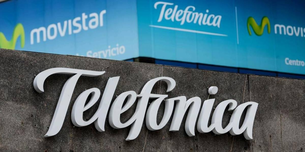 Virus informático ataca a Telefónica: aparece mensaje pidiendo pago en bitcoins como rescate