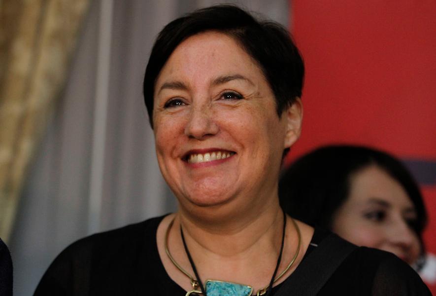 """Beatriz Sánchez hace gesto a militantes del PS: """"Deben estar defraudados"""" con la cúpula"""