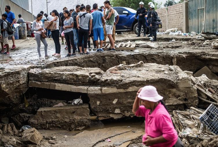 """Niño Costero"" ralentizó la economía peruana"