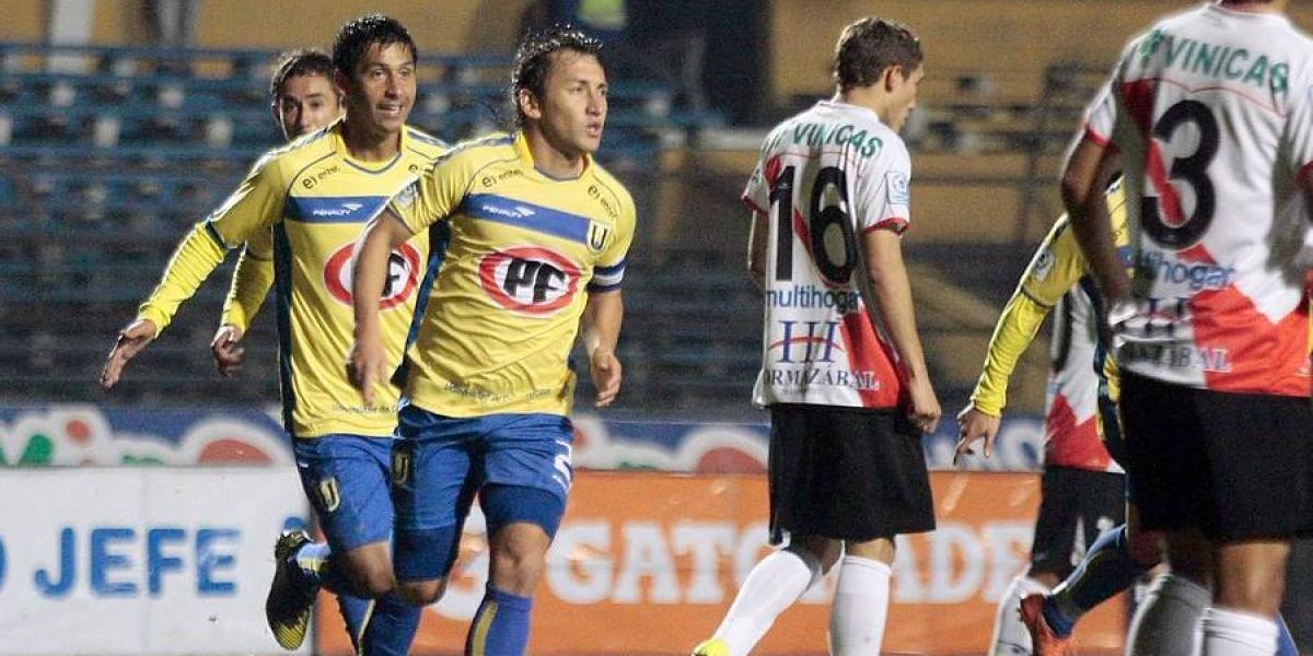 Curicó Unido está a un paso de fichar los goles de Gabriel Vargas