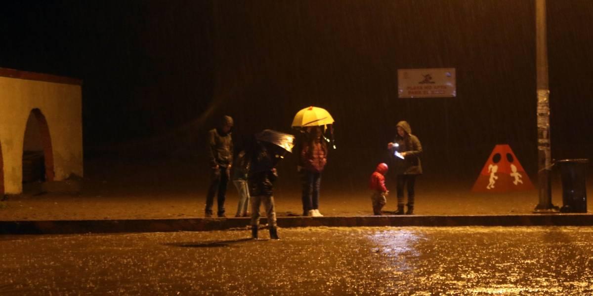 Diputados piden decretar zona de catástrofe las regiones de Atacama y Coquimbo