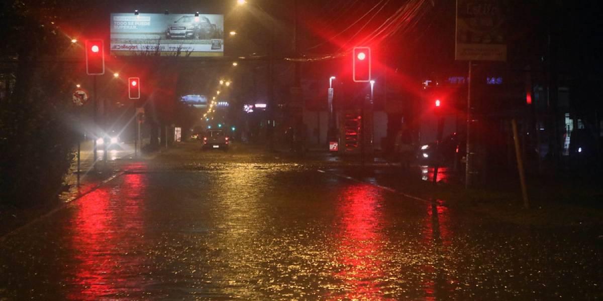 Onemi advierte llegada de nuevo frente de mal tiempo en regiones de Atacama y Coquimbo