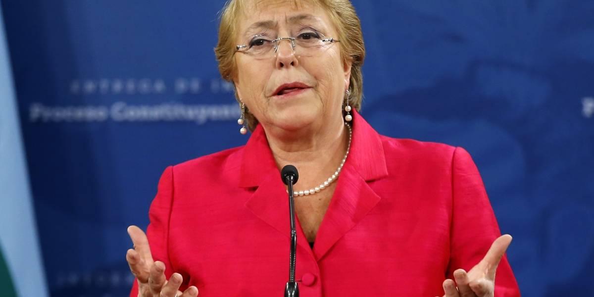 Bachelet envió condolencia a familiares de las víctimas fatales en Monte Patria