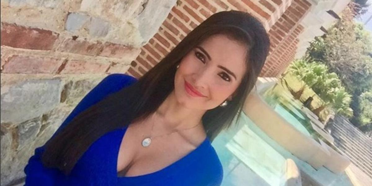 El ajustado vestido de la presentadora Massiel Carrillo que encendió a sus fans