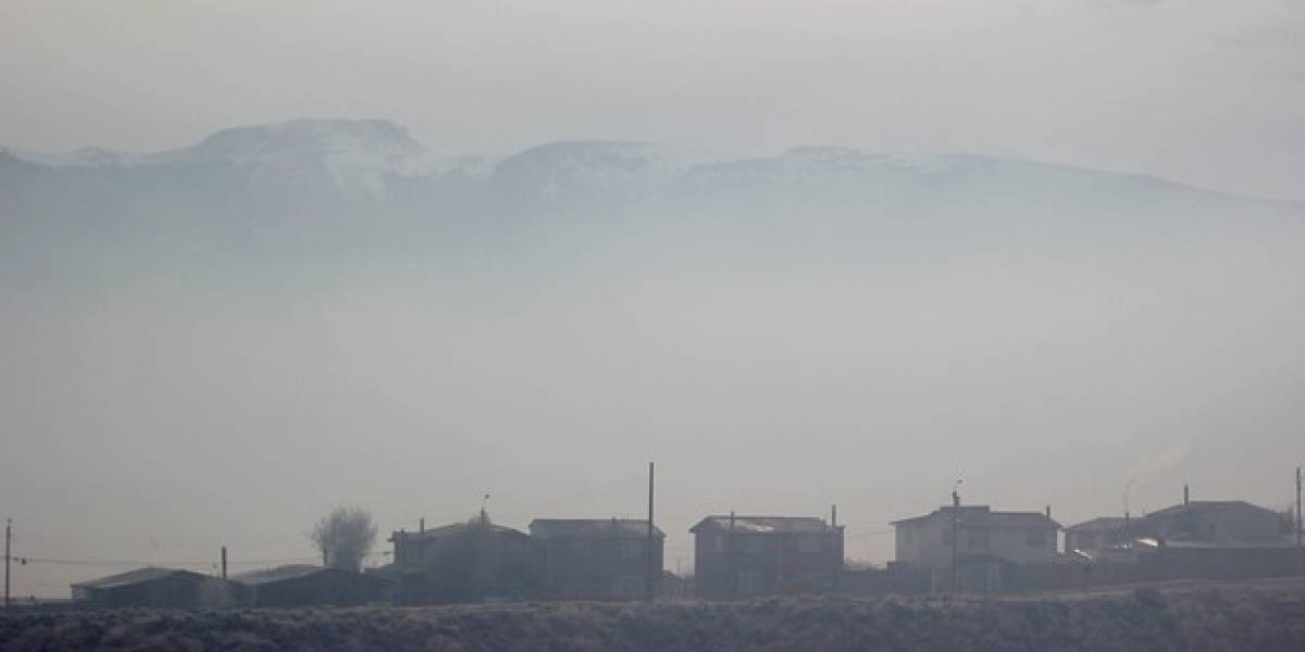 Coyhaique enfrenta cuarto día consecutivo bajo emergencia ambiental