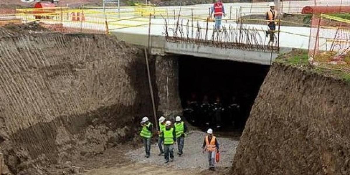 Odebrecht ratifica que sigue en consorcio que construye Metro Quito