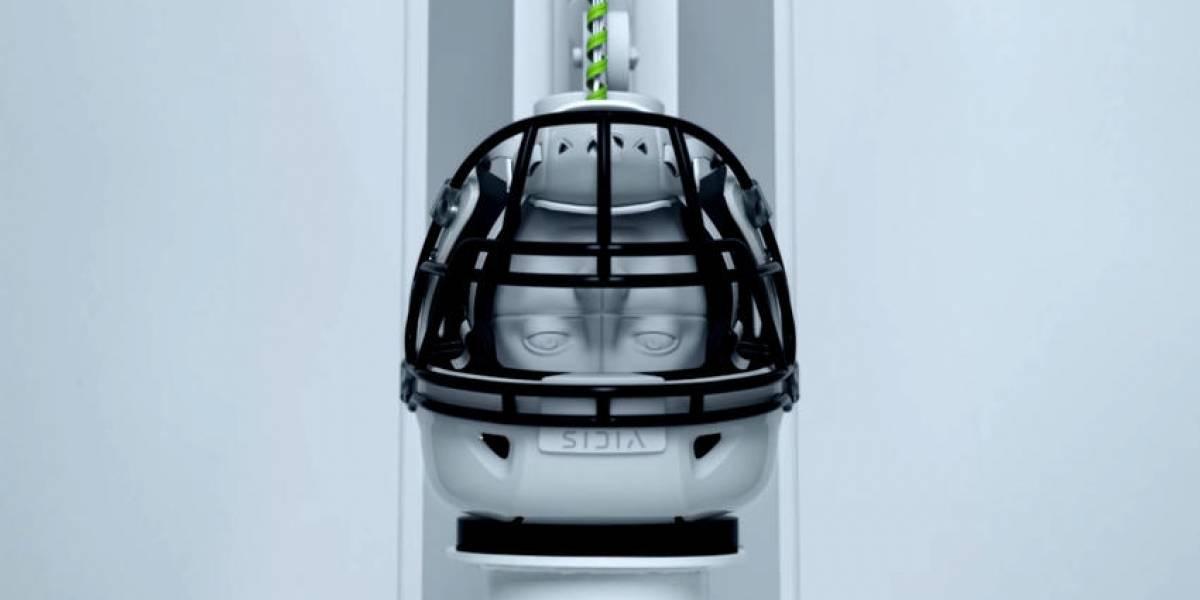 VIDEO: Zero1, el casco que utilizará la NFL en el futuro