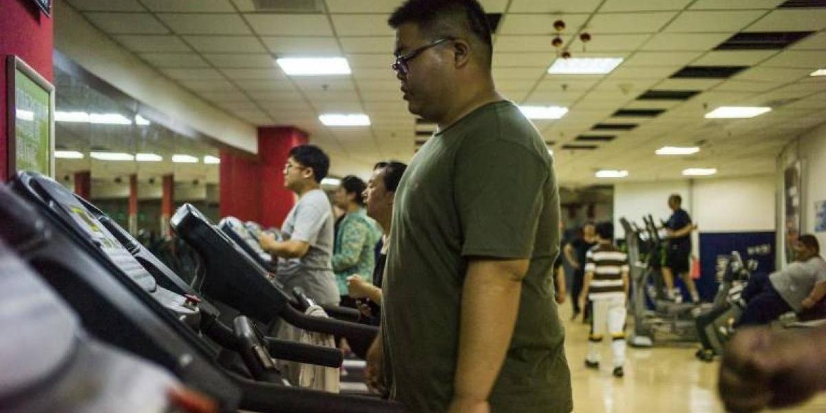 Empresa en China entrega bono a sus trabajadores si bajan de peso