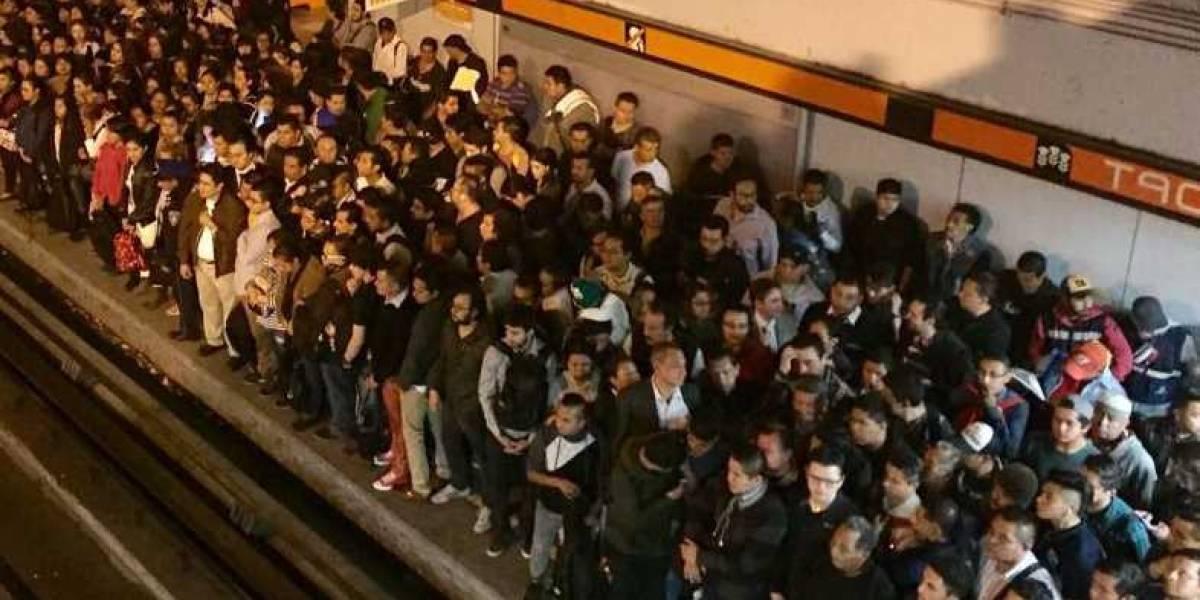 ¿Qué ocurrió en la Línea 7 del Metro esta mañana?