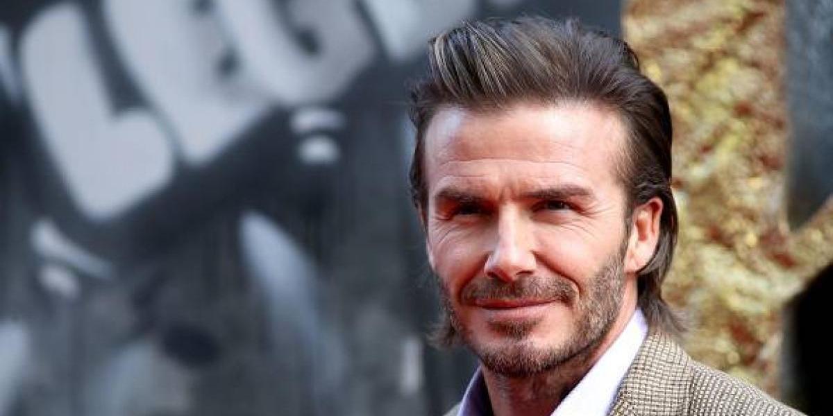 David Beckham debuta en el cine y critican su actuación como una de las peores