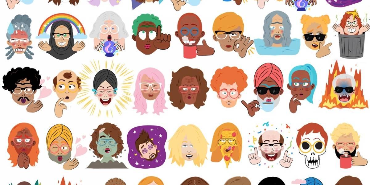 Google Allo: convierte tu selfie en un sticker