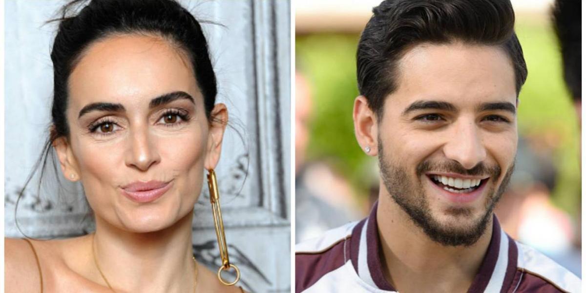 Actriz mexicana quiere conquistar a Maluma con sexy fotos en lencería