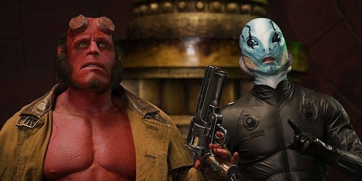 El reboot de Hellboy busca ser de terror