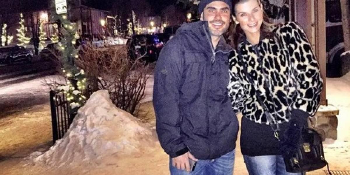 ¡Lo dieron a conocer! Carolina Cruz y Lincoln Palomeque presentan oficialmente a su hijo Matías