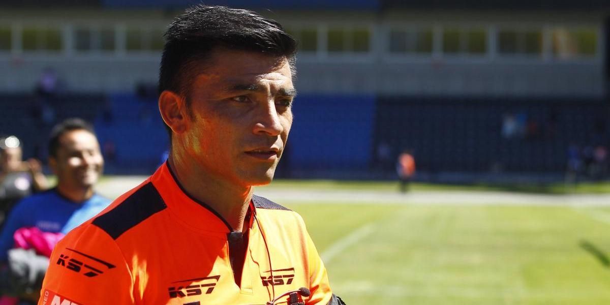 Patricio Polic será el encargado de arbitrar el crucial duelo entre Colo Colo y Antofagasta