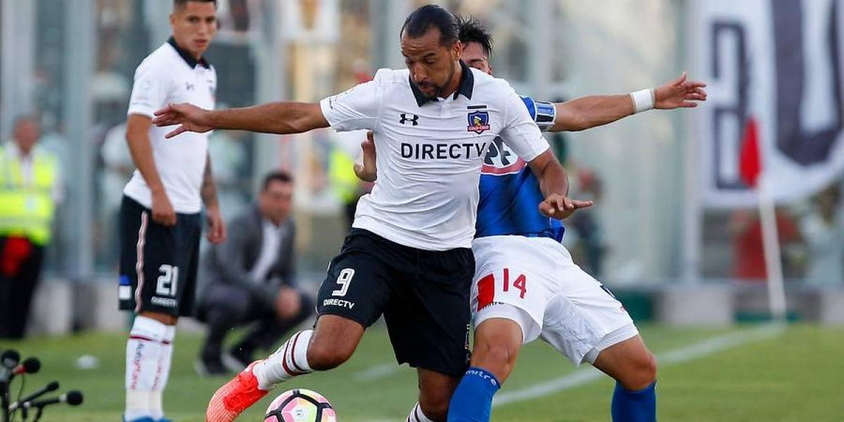"""Luis Pedro Figueroa es la gran duda en Colo Colo para la """"final"""" ante Antofagasta"""