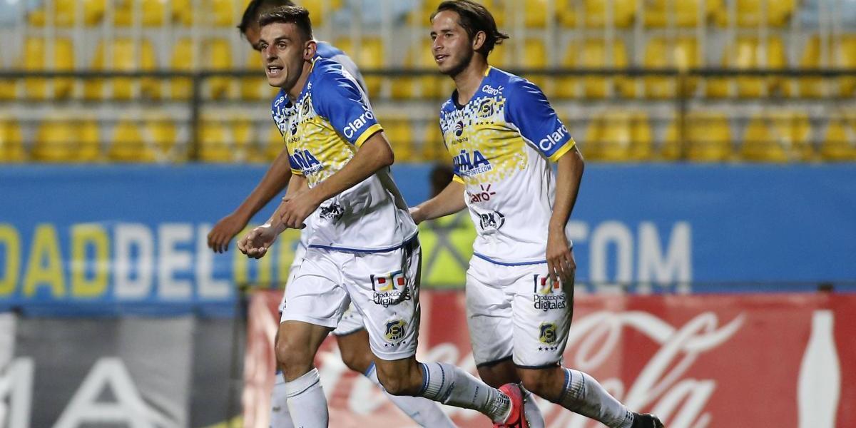 Cerato se despidió de Sausalito como figura del triunfo de Everton sobre Huachipato