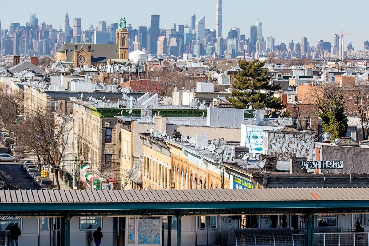 En Queens, distrito de Nueva York, se hablan más de 160 idiomas ...