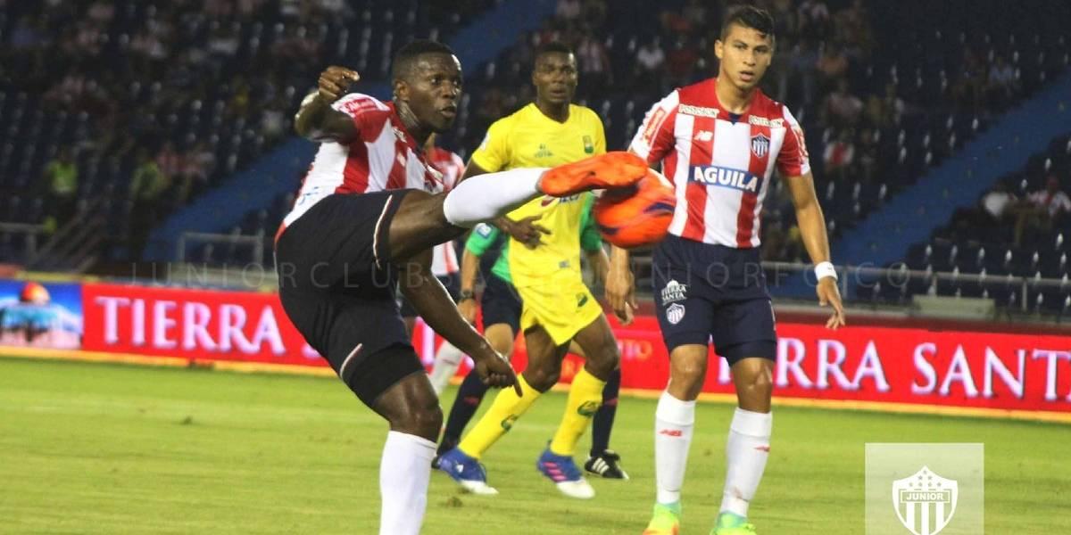 Junior busca ganar su primer partido de Liga por fuera de casa en su visita a Rionegro