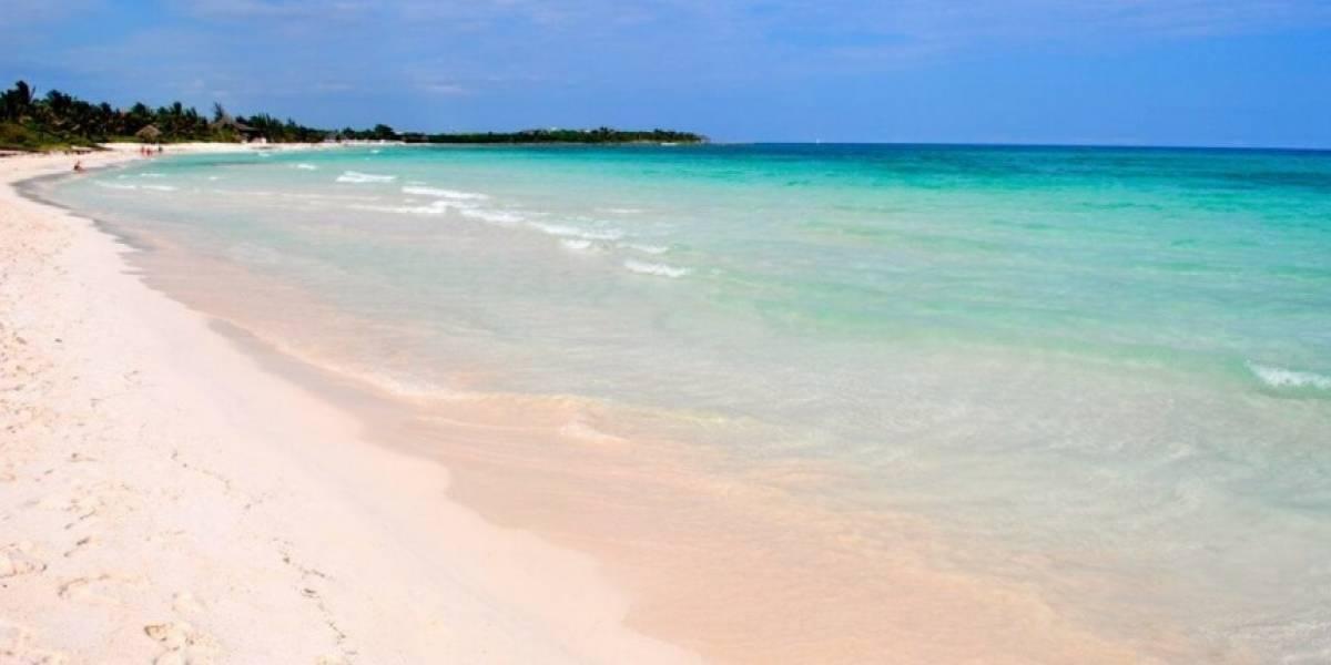 Tres playas no están aptas para bañistas