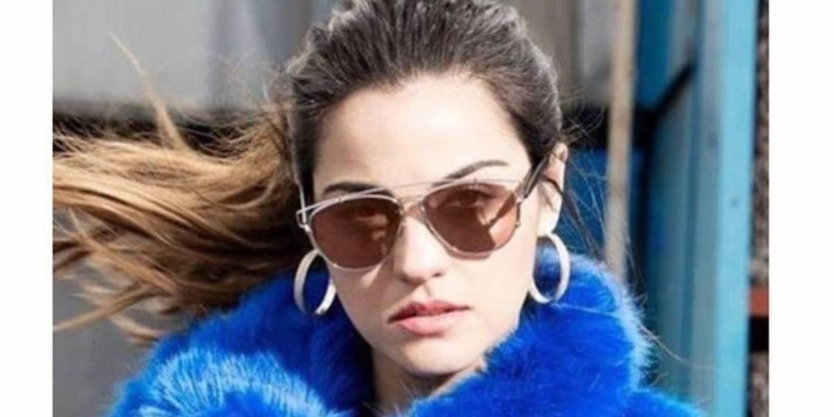 """Maite Perroni estrena su nuevo sencillo: """"Loca"""""""