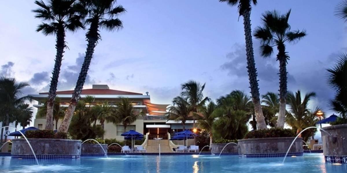 Se reporta incendio en hotel de Ponce