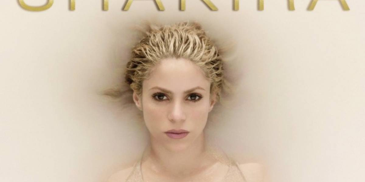 Shakira lanzará nuevo disco El Dorado