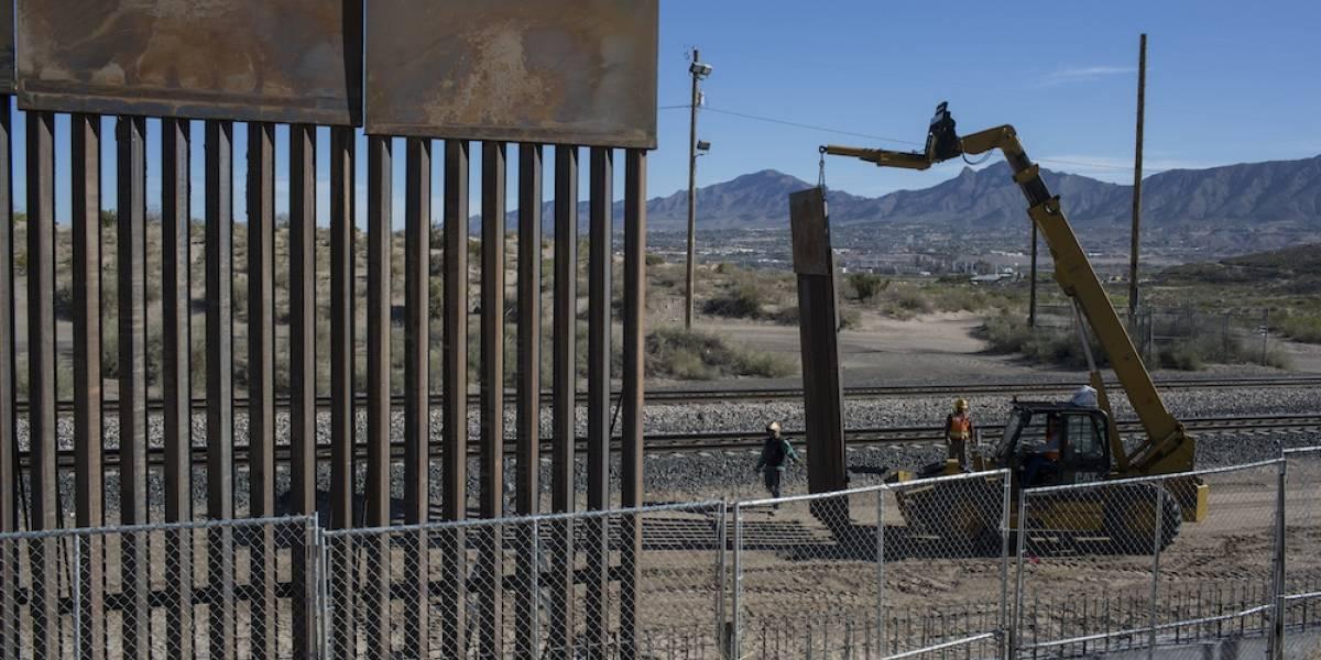 Gobierno de EU elige a finalistas para el diseño del muro fronterizo