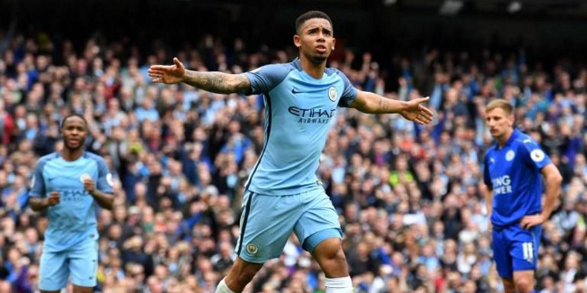 El City vence en un reñido duelo al Leicester y se afianza en puestos de Champions
