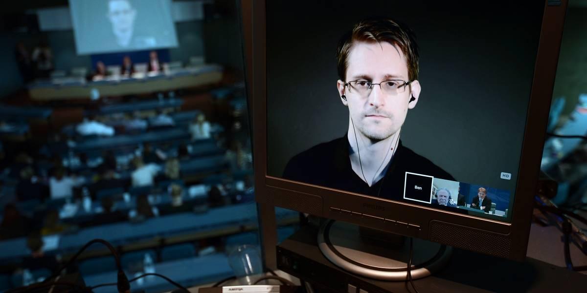 """Edward Snowden por hackeo mundial: """"esto habría podido ser evitado"""""""