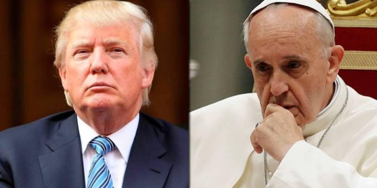 Papa Francisco desiste de convencer a Trump sobre migración