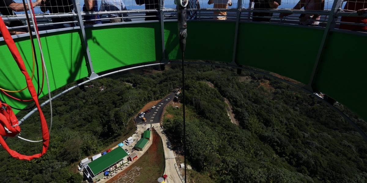 Globo aerostático inaugurará hoy su vuelo en la isla