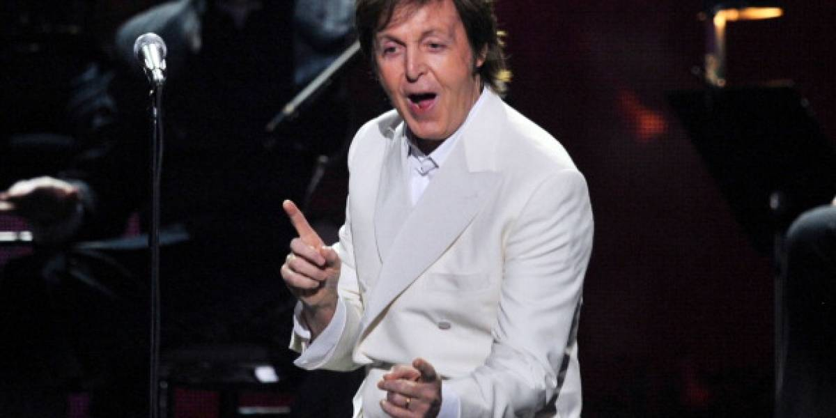 "Así lucirá Paul McCartney en ""Piratas del Caribe 5"""