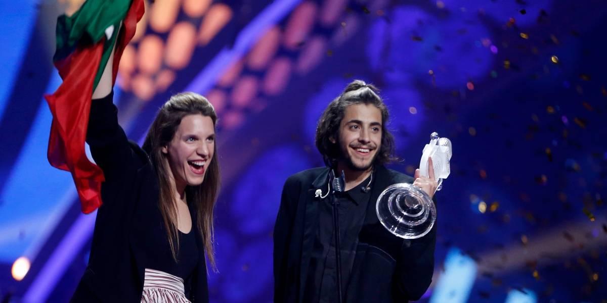 Salvador Sobral se corona en Eurovisión 2017